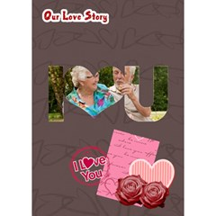 Love By Joely   I Love You 3d Greeting Card (7x5)   0gngfhkn68it   Www Artscow Com Inside