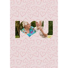 Love By Joely   I Love You 3d Greeting Card (7x5)   V4mv341eioxj   Www Artscow Com Inside