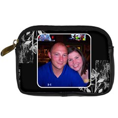 Camera By Bekah Donohue   Digital Camera Leather Case   Y1akj5yzhppv   Www Artscow Com Front