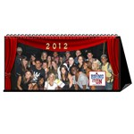 BRING IT ON THE MUSICAL DESK CALENDAR - Desktop Calendar 11  x 5