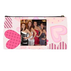 Emma Pencil By Jill Grell   Pencil Case   D16irz0qshdy   Www Artscow Com Back
