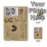 Escape_with_Honour_landscape_new - Multi-purpose Cards (Rectangle)