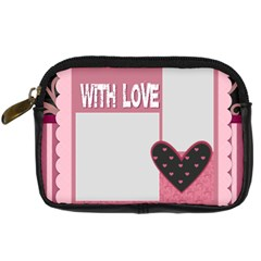 Love By Mac Book   Digital Camera Leather Case   Cek9aowv3agv   Www Artscow Com Front
