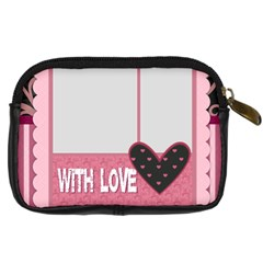 Love By Mac Book   Digital Camera Leather Case   Cek9aowv3agv   Www Artscow Com Back