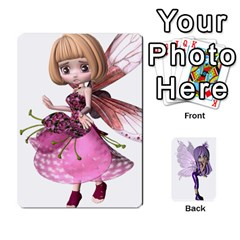 Fairy Cards2 By Helen   Playing Cards 54 Designs   2dy493aslvuj   Www Artscow Com Front - Heart3