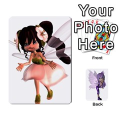 Fairy Cards2 By Helen   Playing Cards 54 Designs   2dy493aslvuj   Www Artscow Com Front - Heart9