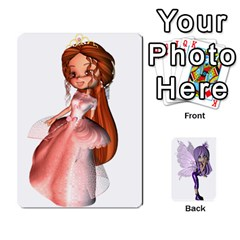 Fairy Cards2 By Helen   Playing Cards 54 Designs   2dy493aslvuj   Www Artscow Com Front - Spade6