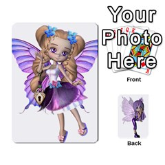 Fairy Cards2 By Helen   Playing Cards 54 Designs   2dy493aslvuj   Www Artscow Com Front - Joker1