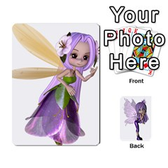 Fairy Cards2 By Helen   Playing Cards 54 Designs   2dy493aslvuj   Www Artscow Com Front - Joker2