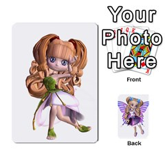 Ace Fairy Cards By Helen   Playing Cards 54 Designs   Naaz720wbr4y   Www Artscow Com Front - SpadeA