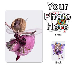 Ace Fairy Cards By Helen   Playing Cards 54 Designs   Naaz720wbr4y   Www Artscow Com Front - DiamondA