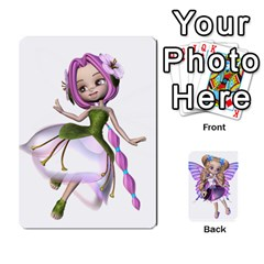 Fairy Cards By Helen   Playing Cards 54 Designs   Naaz720wbr4y   Www Artscow Com Front - Joker1