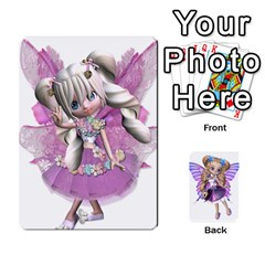 Jack Fairy Cards By Helen   Playing Cards 54 Designs   Naaz720wbr4y   Www Artscow Com Front - SpadeJ