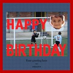 My Boy 3d Birthday Card By Deborah   Happy Birthday 3d Greeting Card (8x4)   Cj1683ofuyc5   Www Artscow Com Inside