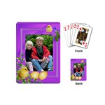 Easter Mini playing cards - Playing Cards (Mini)