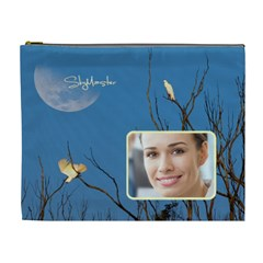 Cockatoo Xl Cos Bag By Renee   Cosmetic Bag (xl)   Ej98k82900jw   Www Artscow Com Front