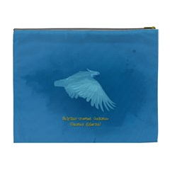 Cockatoo Xl Cos Bag By Renee   Cosmetic Bag (xl)   Ej98k82900jw   Www Artscow Com Back