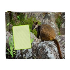 Wallaby Cos Bag By Renee   Cosmetic Bag (xl)   6444m1magjh6   Www Artscow Com Front