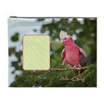 Galah Cos Bag - Cosmetic Bag (XL)