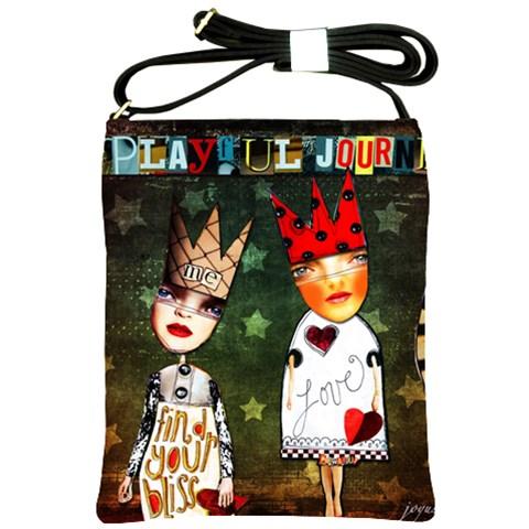 Should Bag! By Stephanie    Shoulder Sling Bag   Uqb661729w2a   Www Artscow Com Front