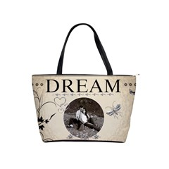 Dream Classic Shoulder Handbag By Lil    Classic Shoulder Handbag   B423hz44650f   Www Artscow Com Front