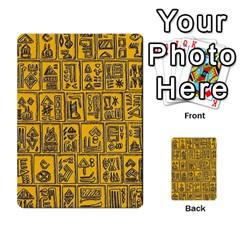 Uruk   Batch One By Catherine Pfeifer   Multi Purpose Cards (rectangle)   I3h325s0xp39   Www Artscow Com Back 50