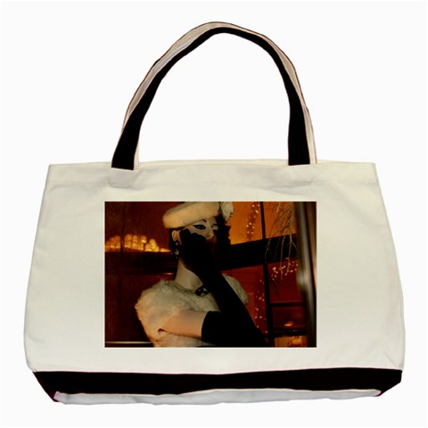 Elsa Bag By Kim Stokes   Basic Tote Bag   4vfat9dgko4b   Www Artscow Com Front