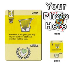 Uruk   Second Batch By Catherine Pfeifer   Multi Purpose Cards (rectangle)   366a87dv6rz3   Www Artscow Com Front 3