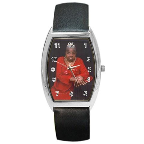By Lynette Pierce   Barrel Style Metal Watch   Qfvxarwqru9q   Www Artscow Com Front