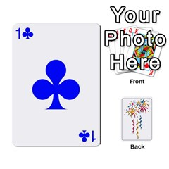 Hanabi W/ Regular Deck Symbols By Adam Kunsemiller   Playing Cards 54 Designs   O8ene6vy7nso   Www Artscow Com Front - Diamond8