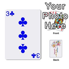 Queen Hanabi W/ Regular Deck Symbols By Adam Kunsemiller   Playing Cards 54 Designs   O8ene6vy7nso   Www Artscow Com Front - DiamondQ