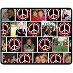 Kayden - Fleece Blanket (Medium)