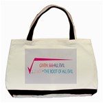 Square Root of all Evil Classic Tote Bag