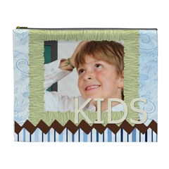 Kids By May   Cosmetic Bag (xl)   Clnq5oxae5ej   Www Artscow Com Front