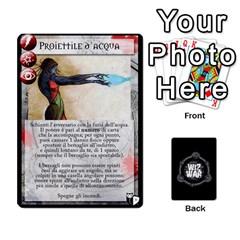Wiz War (ita) 1/3 By Rabdomante   Playing Cards 54 Designs   95h8e9u811bf   Www Artscow Com Front - Diamond7