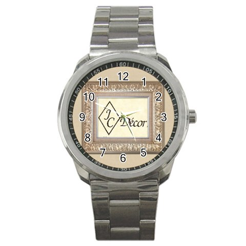 Criswell Watch 2 By Lawanda   Sport Metal Watch   Jycp2eowuh0b   Www Artscow Com Front