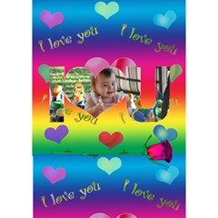 I Love You   3d Card By Kdesigns   I Love You 3d Greeting Card (7x5)   E7osjncn68bl   Www Artscow Com Inside
