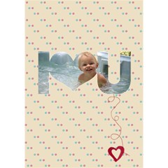 Flirty   3d Card By Kdesigns   I Love You 3d Greeting Card (7x5)   Dqipyzzrn5z7   Www Artscow Com Inside