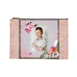 Portrait Large Cosmetic Bag - Cosmetic Bag (Large)