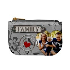 Family Mini Coin Purse By Lil    Mini Coin Purse   8odi0szozo17   Www Artscow Com Front