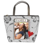 Family Bucket Bag