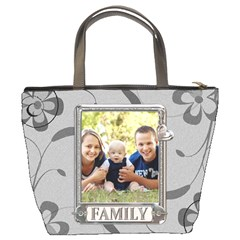 Family Bucket Bag By Lil    Bucket Bag   Rfeccsp0vyk0   Www Artscow Com Back