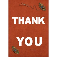 Thank You 3d Card (7x5)   Thankful1 By Jennyl   Thank You 3d Greeting Card (7x5)   Wyjz8r8ez9l0   Www Artscow Com Inside
