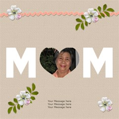 Mom 3d Card (8x4): Mom 4 By Jennyl   Mom 3d Greeting Card (8x4)   Tblqssjq2mxu   Www Artscow Com Inside