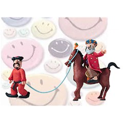 Fancy Dress Party By Malky   You Are Invited 3d Greeting Card (7x5)   I84kd9kxxh6m   Www Artscow Com Front