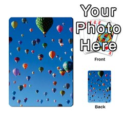 Ballooncup By Joanna   Multi Purpose Cards (rectangle)   Ih0y4aoq9shs   Www Artscow Com Front 1
