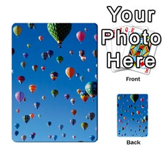 Ballooncup By Joanna   Multi Purpose Cards (rectangle)   Ih0y4aoq9shs   Www Artscow Com Front 9