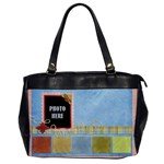 Primavera 1 Sided Oversize Office Bag 1 - Oversize Office Handbag