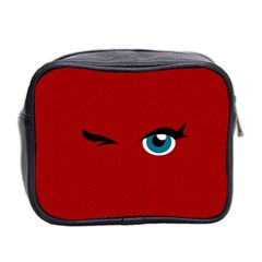 Caiti By Sarah Opatsky Carroll   Mini Toiletries Bag (two Sides)   0q2ic7pb5lkw   Www Artscow Com Back