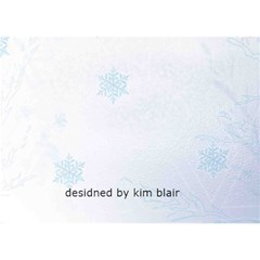 Get Well By Kim Blair   Get Well 3d Greeting Card (7x5)   7tke7qkj0m4k   Www Artscow Com Back